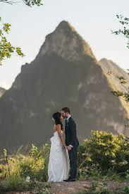weddings st diy st lucia wedding in soufriere junebug weddings