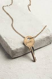 Monogram Key Necklace Necklaces Dixieland Monogram U2013 Dixieland Monogram