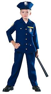 Baby Halloween Costumes Amazon Young Heroes Child Police Officer Costume Small Toys
