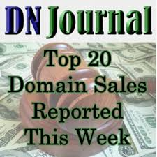 short coms continue to sizzle 2 letter domain tops chart at over