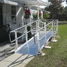 modular ramps wheelchair u0026 portable ramps ada accessibility