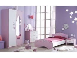 d馗oration papillon chambre fille lit 90x190 cm papillon vente de lit enfant conforama