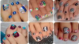 toenail art compilation no 3 compilación diseños de uñas