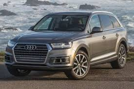audi a7 suv 2017 audi q7 2 0t premium quattro suv review ratings edmunds