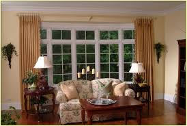 window treatment ideas for bay window home intuitive bow window