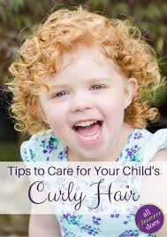 curly hairstyles for two year olds does your kid have curly hair products and tips to care for your