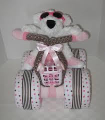 diaper cake 4 wheeler quad motorcycle diaper cake baby gift