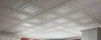 Ceiling Tiles Drop Panels The Home Depot Inside Decorative Decor 3