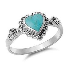 925 sterling silver v shaped heart promise ring size 5 6 7 8 9 10 heart promise ring heart simulated 925 sterling silver
