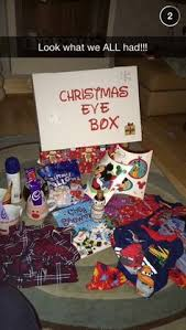 christmas eve box for toddlers christmas pinterest christmas