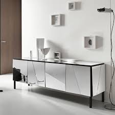home design elegant mirrored sideboards buffet cabinet sideboard