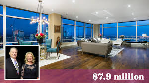 mary hart and burt sugarman list high rise digs in downtown l a