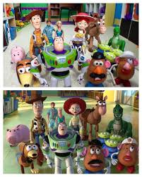 live action u0027toy story 3 u0027 movie works