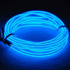 battery rope lights