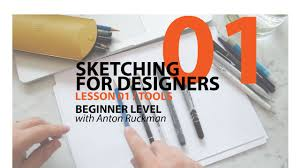 how to draw sketching for product designers tutorial tools