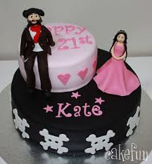 princess and pirate 21st cake princess and pirate cake for u2026 flickr