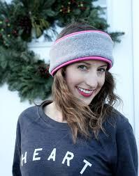 headband ear warmer earwarmer headband in three styles make it coats