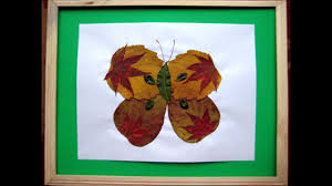 art and crafts for kids creative ideas with dry leaves and