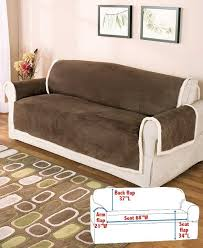 Dog Sofa Cover by Best 25 Sofa Covers Ideas On Pinterest Slipcovers Couch Slip