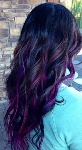 Purple Remy Hair Extensions by Best 25 Purple Hair Extensions Ideas On Pinterest Coloured Hair