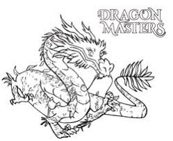 dragon master coloring pages tracey west