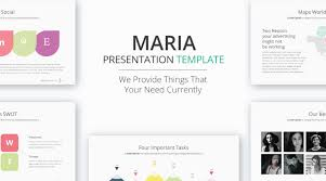 stock powerpoint templates free download every weeks maria