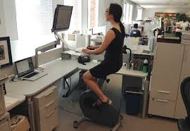 Exercise At Desk Job Editorial Spin Job Canadian Architect