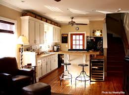 Distance Between Island And Cabinets 11 Small Kitchen Ideas That Make A Big Difference