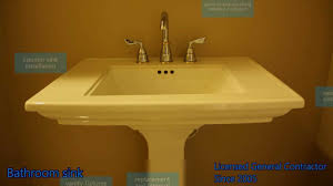 edward u0027s enterprises sink and faucet plumbing services youtube