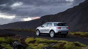 land rover 101 2015 land rover discovery sport indus silver rear hd