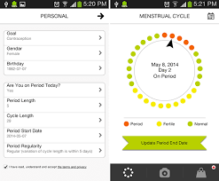 android tracker the 4 best period tracker apps for ios android