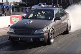 custom lexus is300 video one brutal twin turbo 5 3 swapped lexus is300