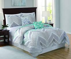 Light Blue And White Comforter Bedding For The Home Big Lots