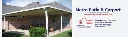 Do It Yourself Awnings Do It Yourself Metro Patio U0026 Carport Inc Mesquite Texas