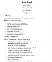10 best images of basic resume templates basic template resume