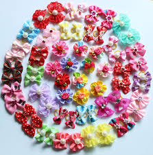 different types of hair bows hair accessories apparel accessories pet supplies