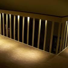 under recessed stair lighting solar recessed stair lighting deck