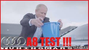 all new 2018 audi a8 the chauffeur test der neue audi a8 im