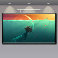 Posters Home Decor Free Fish Posters Promotion Shop For Promotional Free Fish Posters