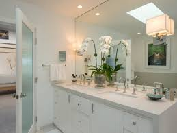 bahtroom modern bathroom sconces with simple mirror and nice houzz