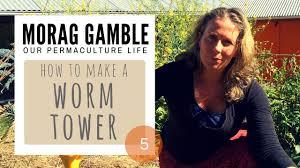 how make self watering pots morag gamble our permaculture how make worm tower morag gamble our permaculture life
