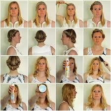 headband waves easy overnight headband curls a slo