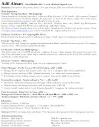 Best Cto Resume Cisco Pre Sales Engineer Cover Letter