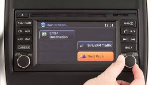 gray nissan sentra 2015 2015 nissan sentra navigation system overview if so equipped