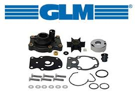 amazon com johnson evinrude complete water pump kit 20 35hp