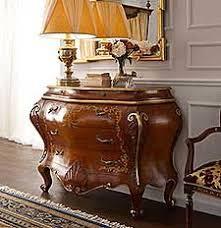 luxury classic italian homemade bedroom furniture sets 装饰柜