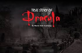home true story of dracula new vire book horror book