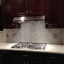 Kitchen Designs Dark Cabinets by Ideas U0026 Tips Interesting Herringbone Backsplash For Kitchen