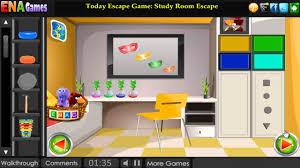 study room escape walkthrough enagames youtube