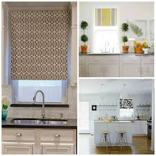 Kitchen Blinds And Shades Ideas Small Kitchen Window Treatments Blindsgalore Blog